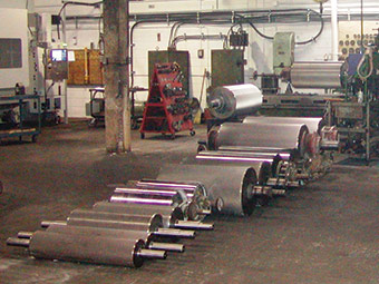 FEED ROLL CORRUGATION &FIELD MILLWRIGHT SERVICES