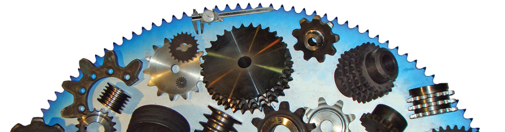 Sprockets, Gears & Sheaves